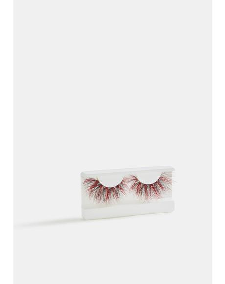 Soda Swirl Faux Mink Eyelashes