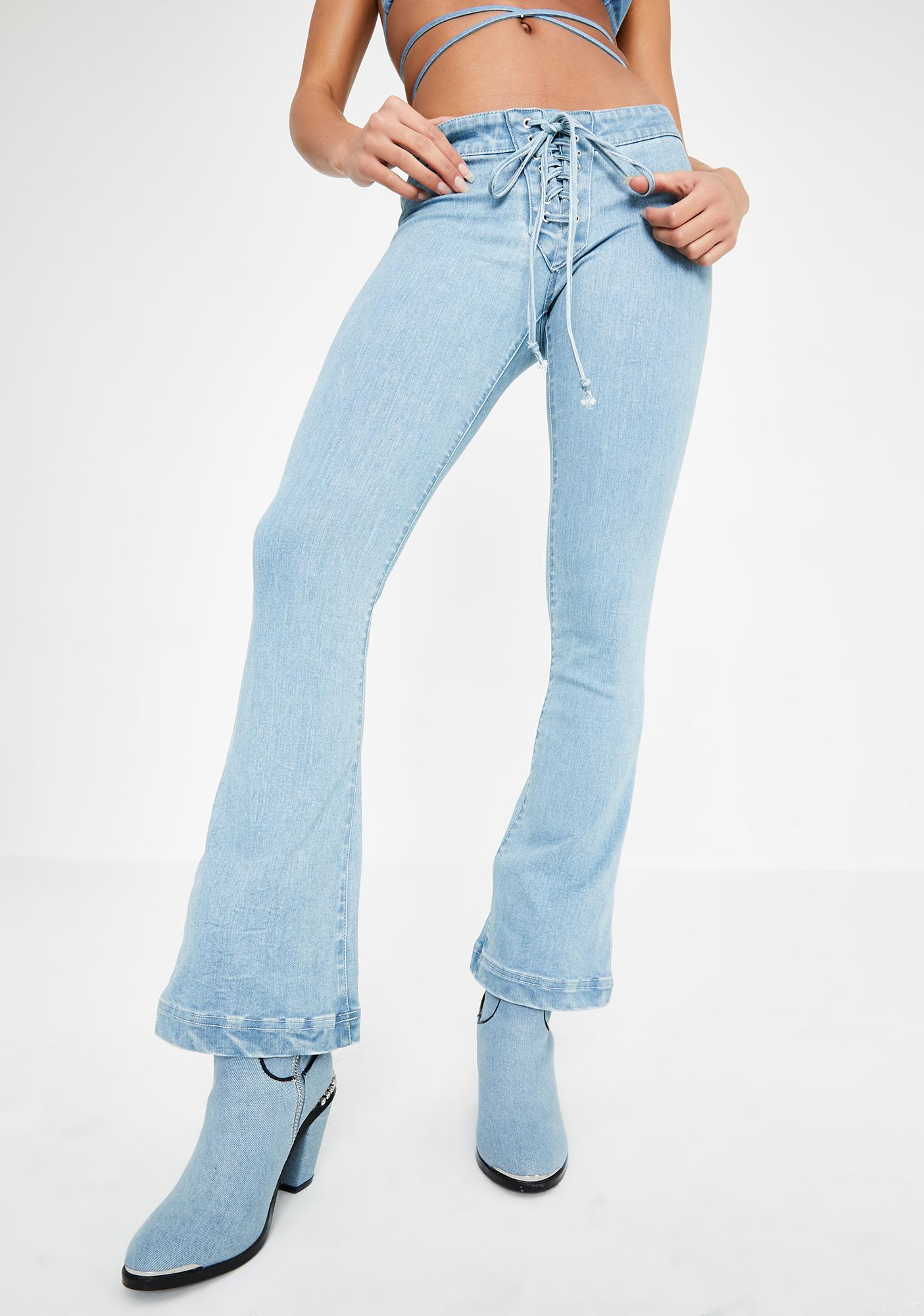 Club Exx American Outlawz Denim Jeans