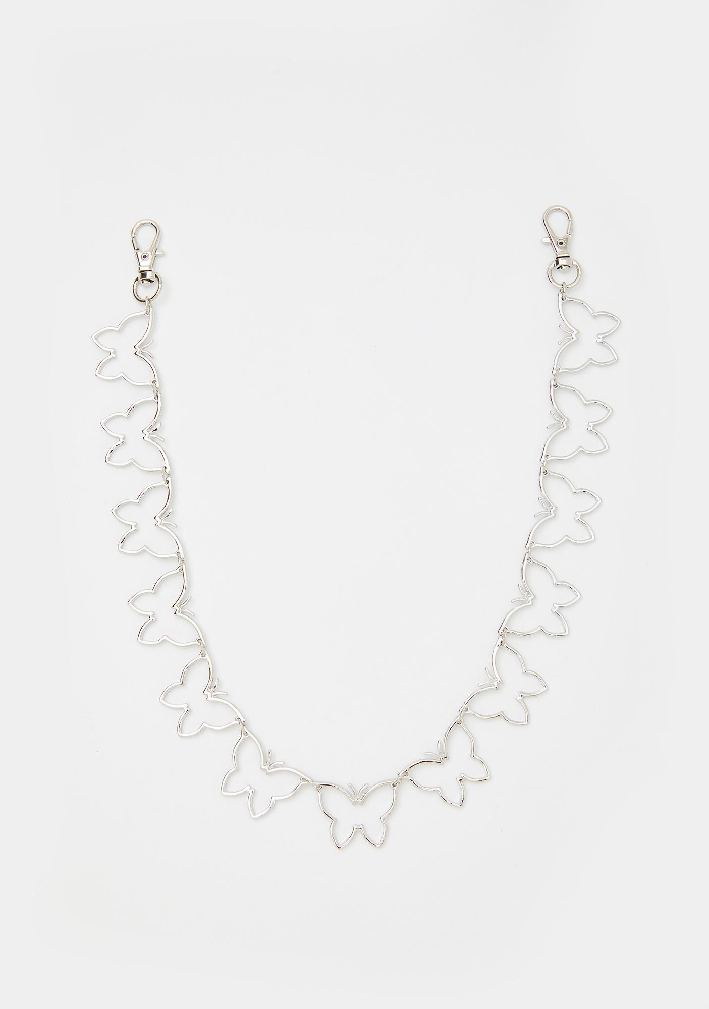 Come Softly Butterfly Chain