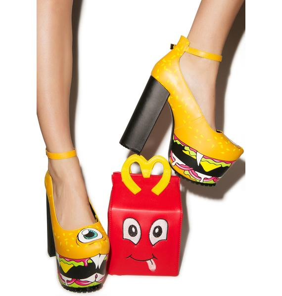 Iron Fist Cyclo Burger Super Platforms