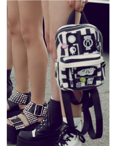 Anti Mini Backpack