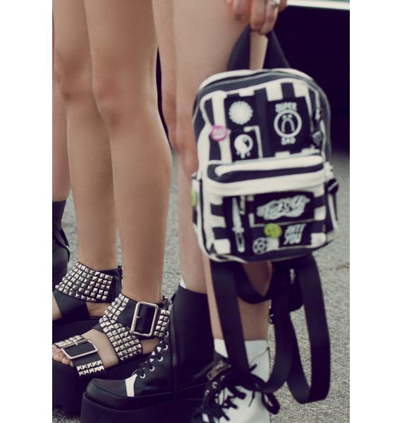Current Mood Anti Mini Backpack