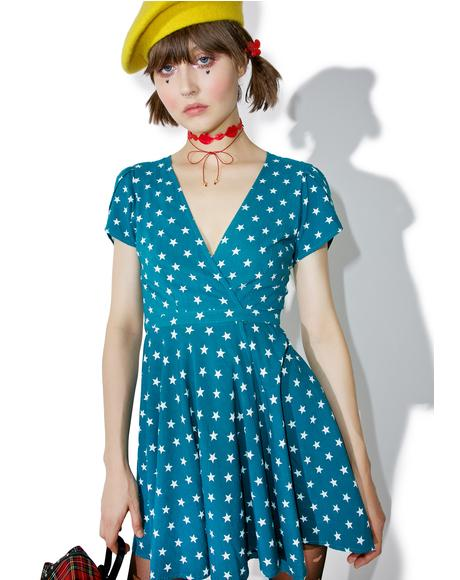 Starry Avela Dress