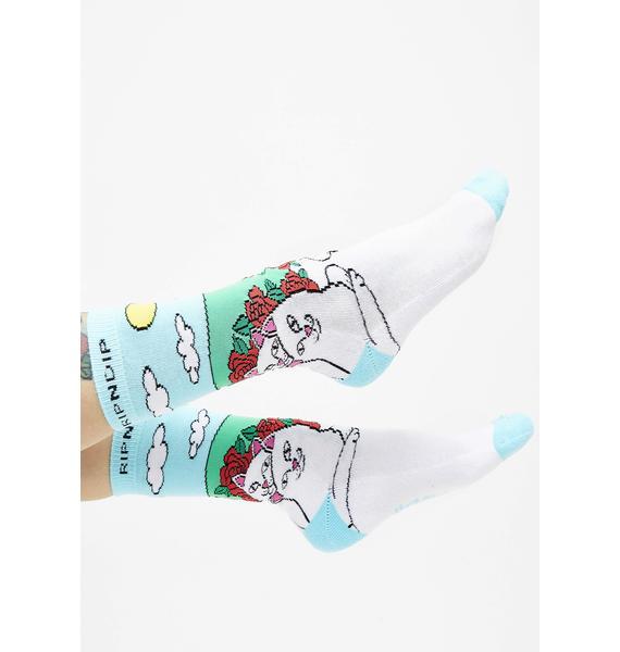 RIPNDIP Cuddle Socks