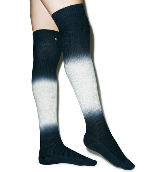 Stance Vanish Over The Knee Socks