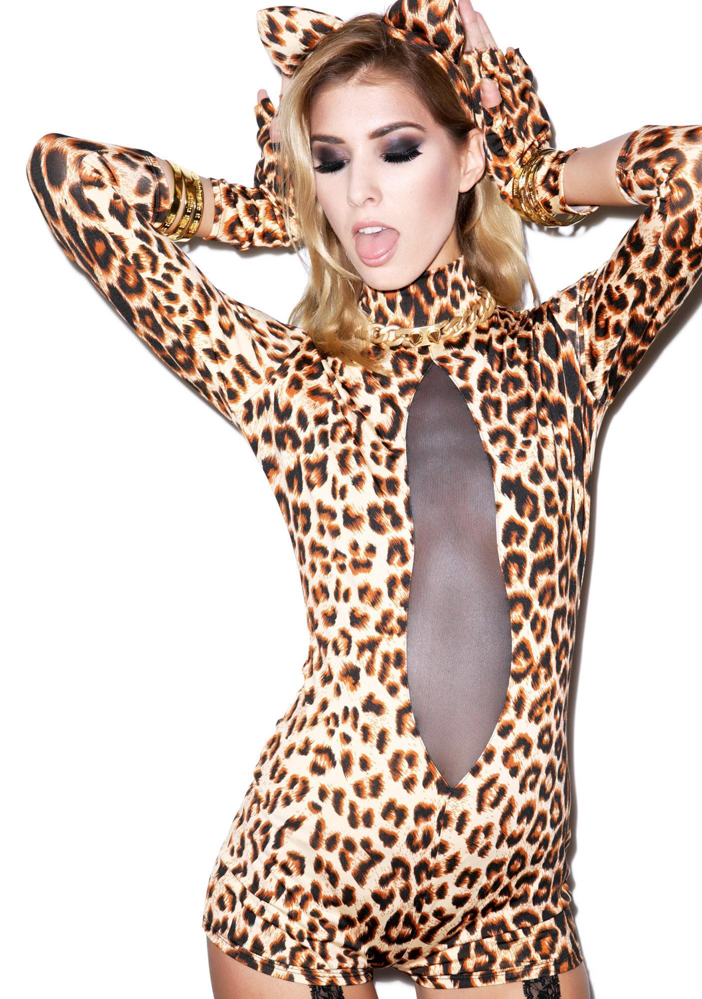 Mizz Kitten Costume