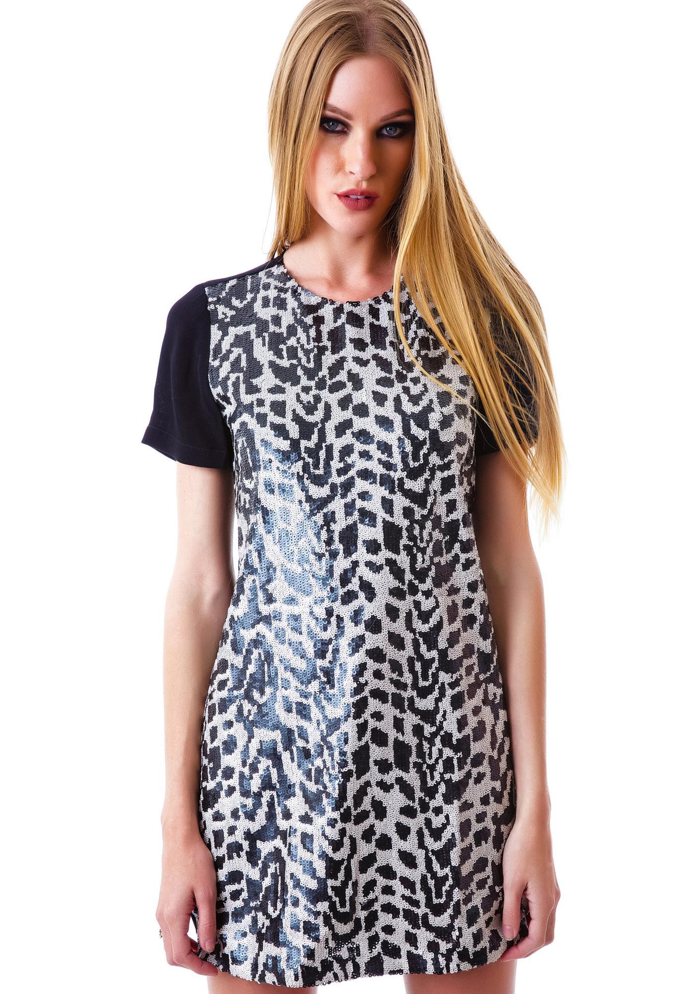 Nookie Critters Sequin Animal Dress