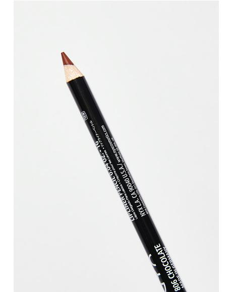 Chocolate Slim Lip Liner Pencil