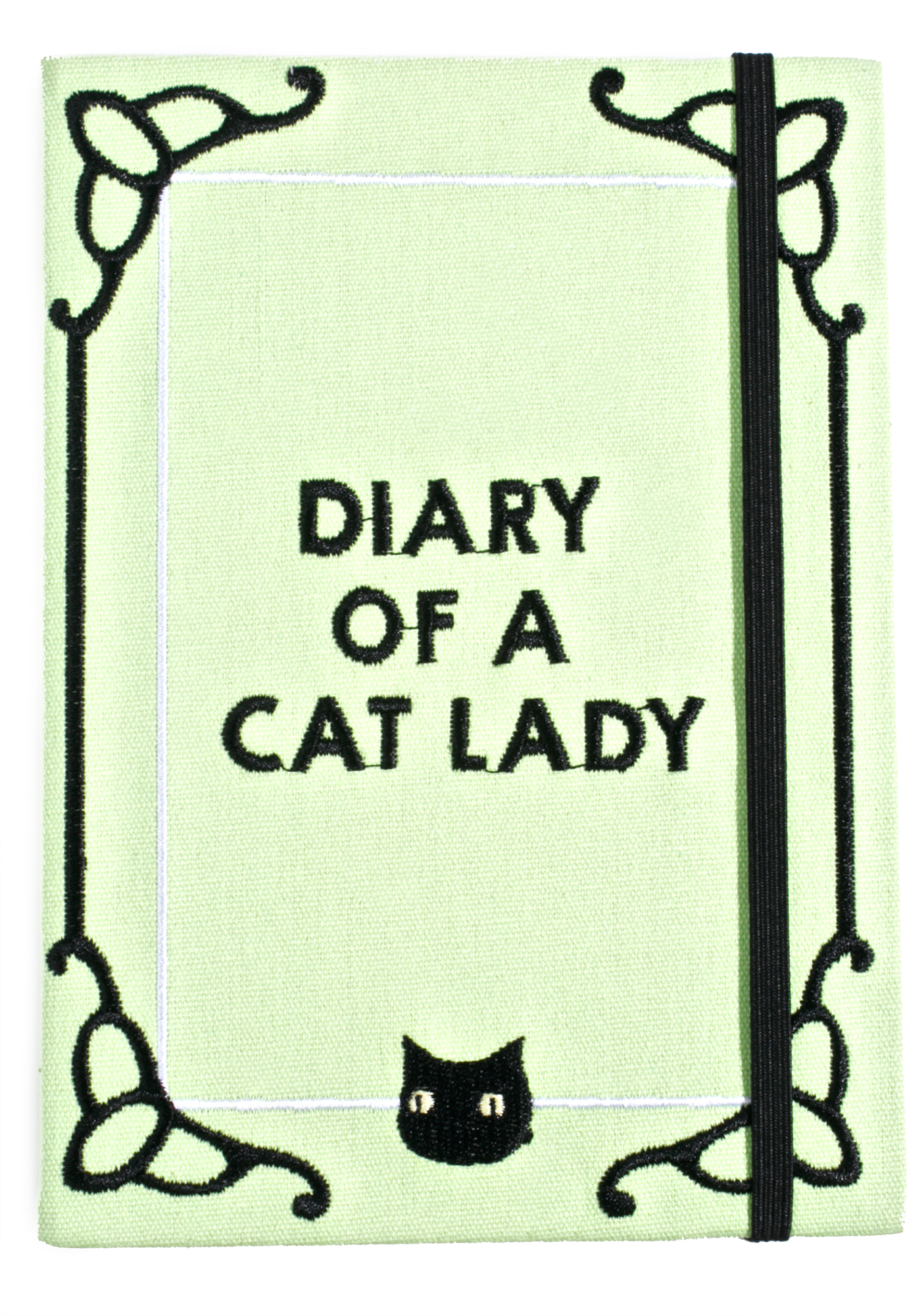 Valfr� Diary Of A Cat Lady Journal