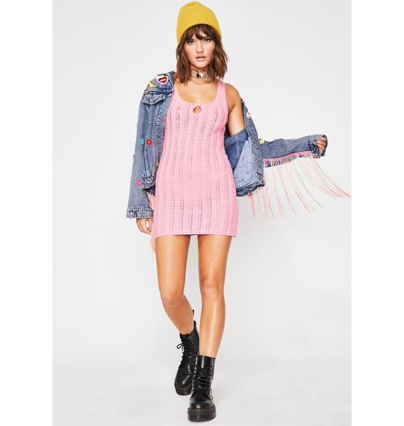 Clique Confessions Knit Dress