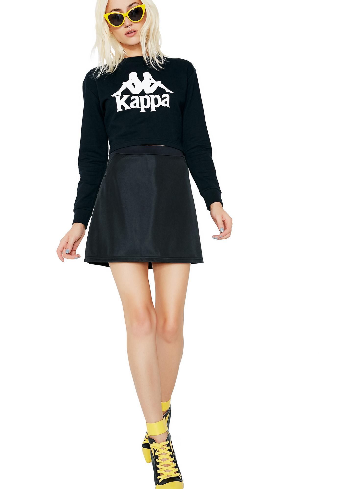 Kappa Authentic Jubblie A-Line Mini Skirt