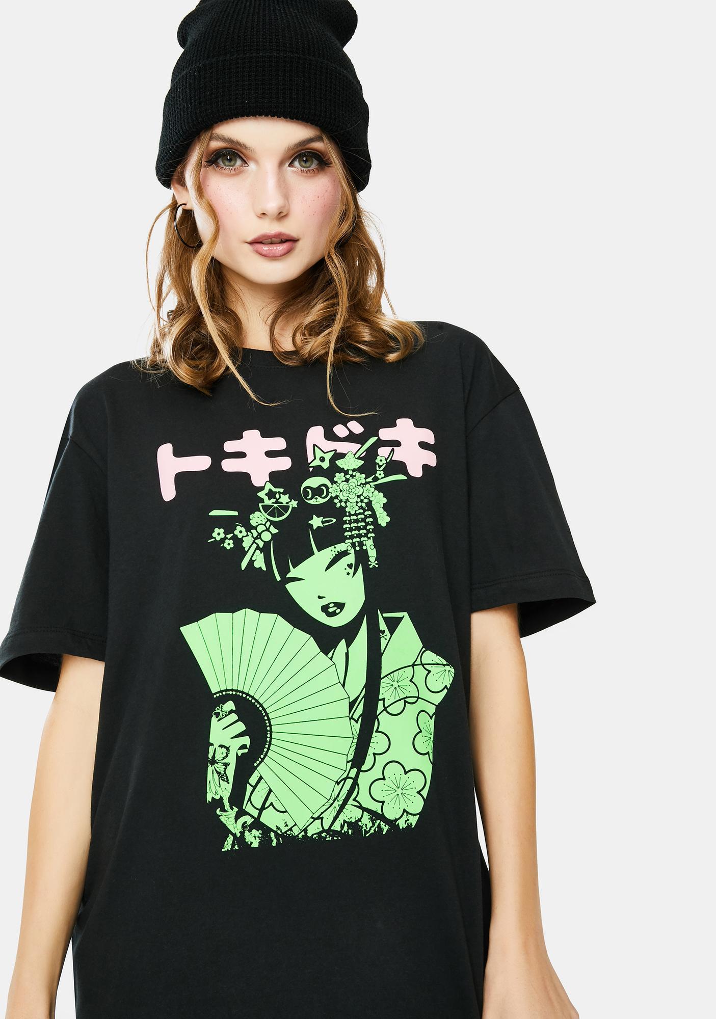Tokidoki Emerald Nights Graphic Tee