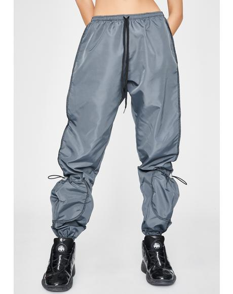 Drop Pocket Cargo Pants