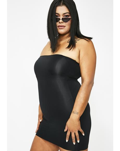Alwayz Last One Standing Bodycon Dress