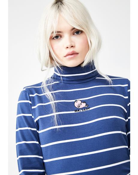 Mr Lazy Stripe Top