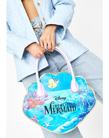 Just Me And The Sea Crossbody Bag
