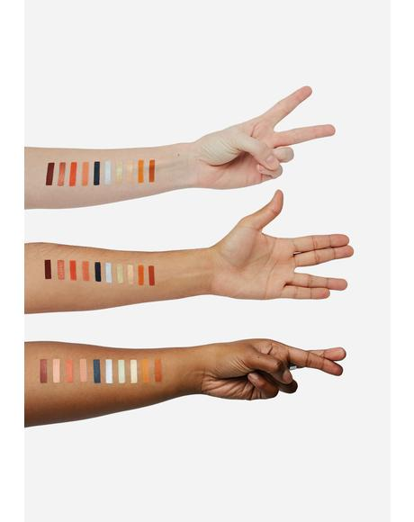 UFOMFG Pressed Pigment Eyeshadow Palette