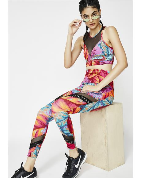 Lanai Sporty Leggings