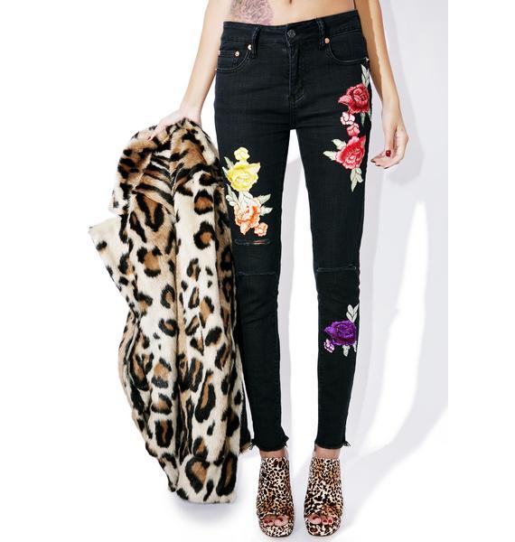 Pocket Full Of Roses Jeans