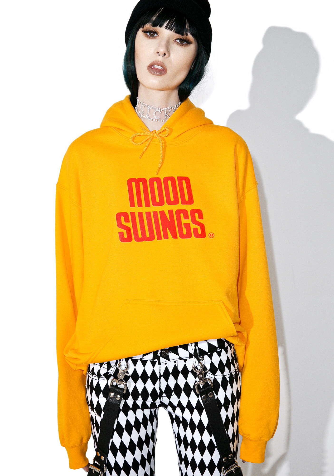 Petals and Peacocks Mood Swings Records Hoodie