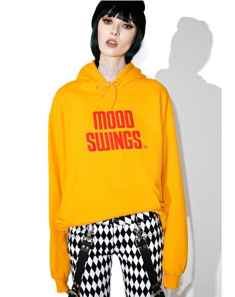 Mood Swings Records Hoodie