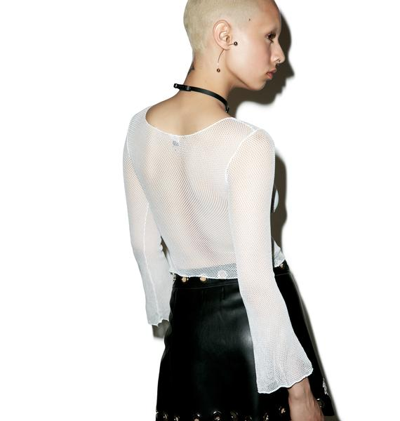 American Deadstock Out Of Bounds Crop Top