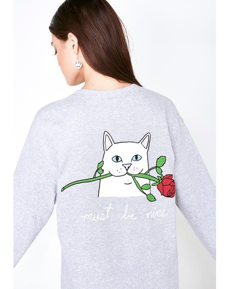 Stoned Romantic Nerm Long Sleeve