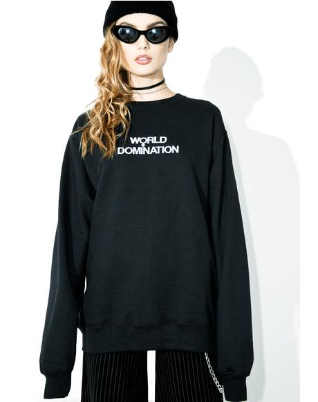 Women's World Sweatshirt