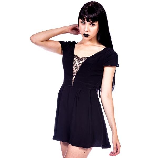 Don't Hold Back Playsuit