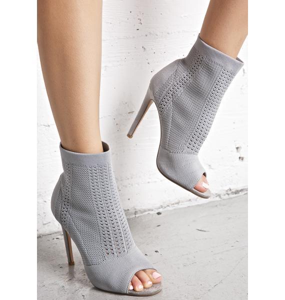 Smoke Myth Sock Boots