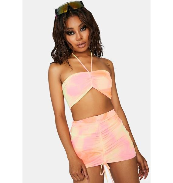 Paradise Confessions Skirt Set