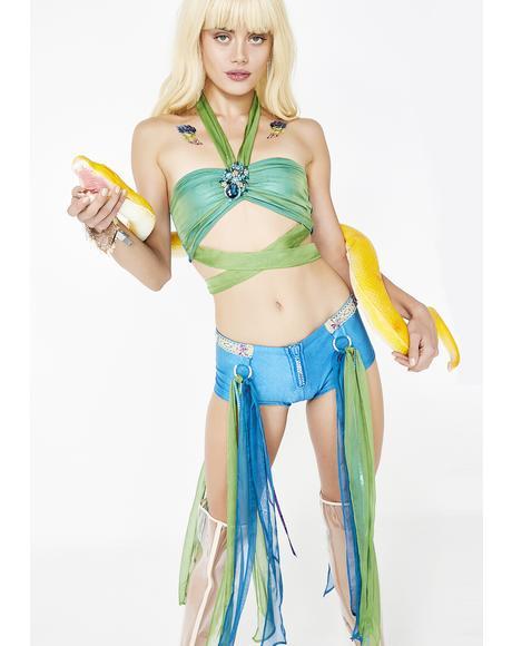 Slave 4 U Costume Set