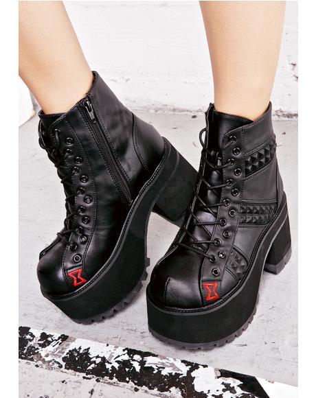 Venomous Boots