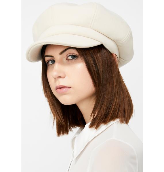 Purely Ivy League Baker Boy Hat
