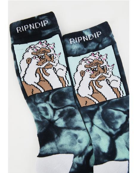Nerm Beard Socks