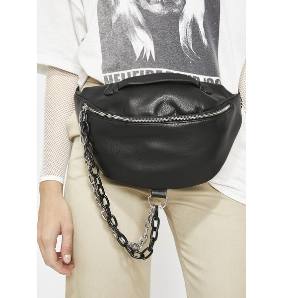 Share The Link Chain Fanny Pack