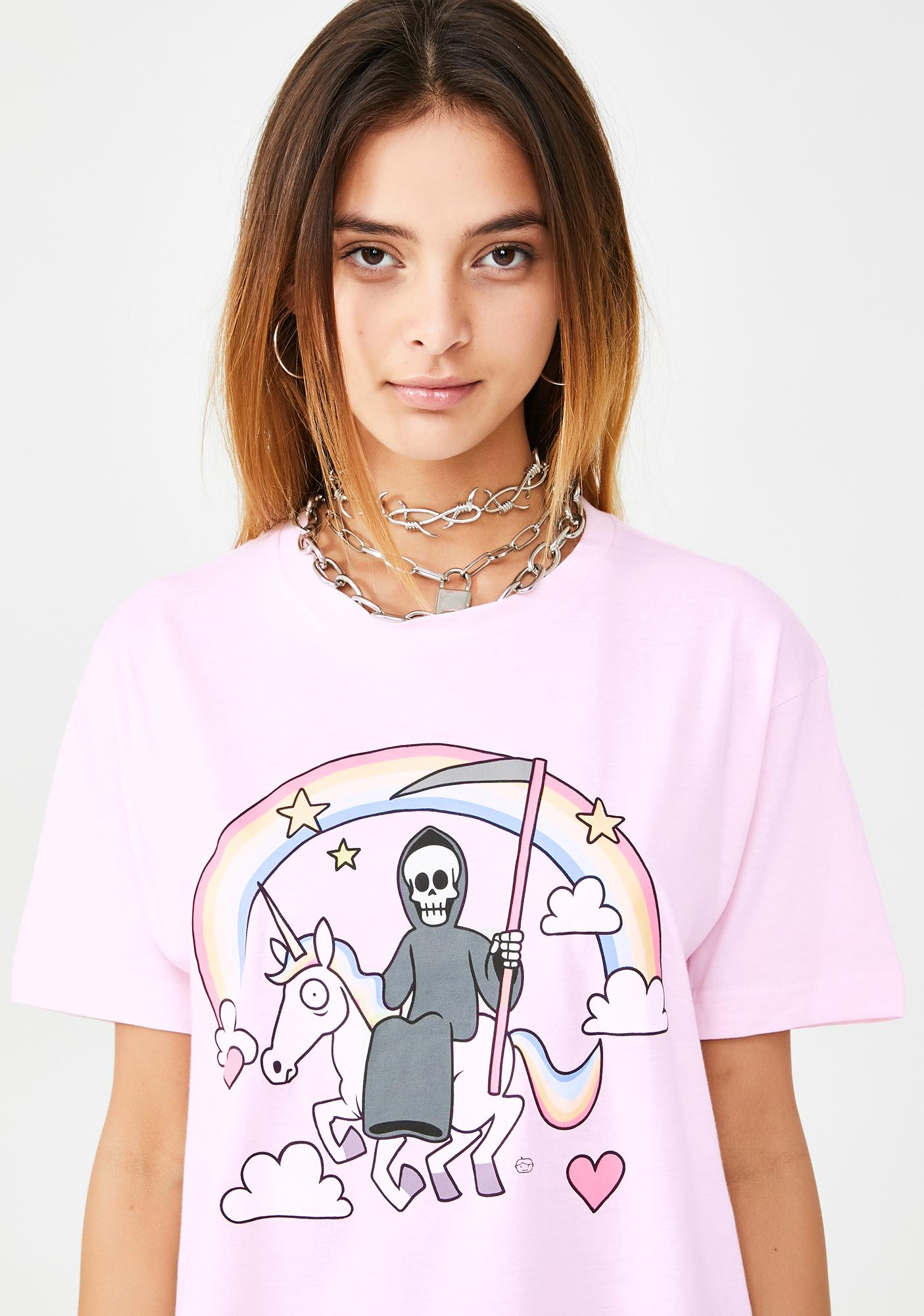 Goodie Two Sleeves Sweet Embrace Graphic Tee