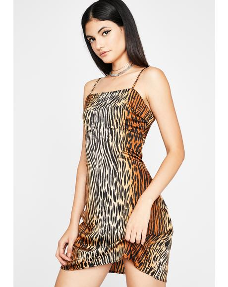Killa Kingdom Leopard Dress