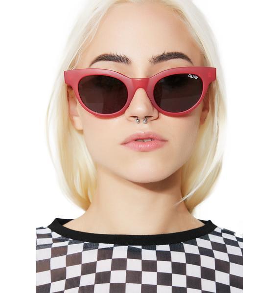 Quay Eyeware x Kylie Starstruck Sunnies