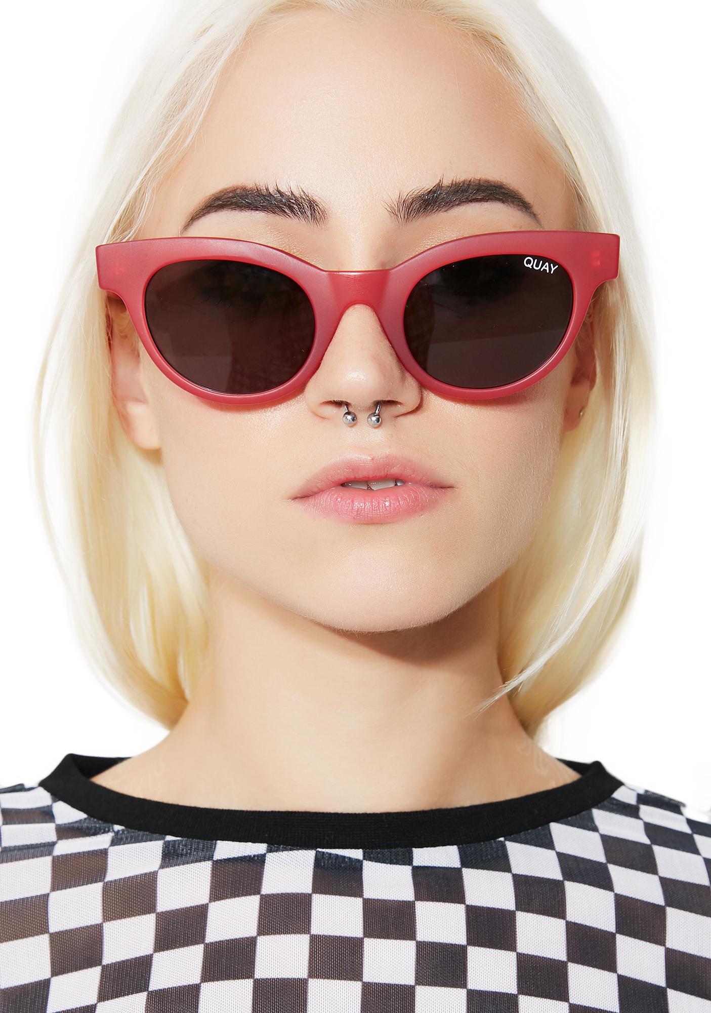 2b9ca8e494fc4 Quay Eyeware x Kylie Starstruck Sunnies