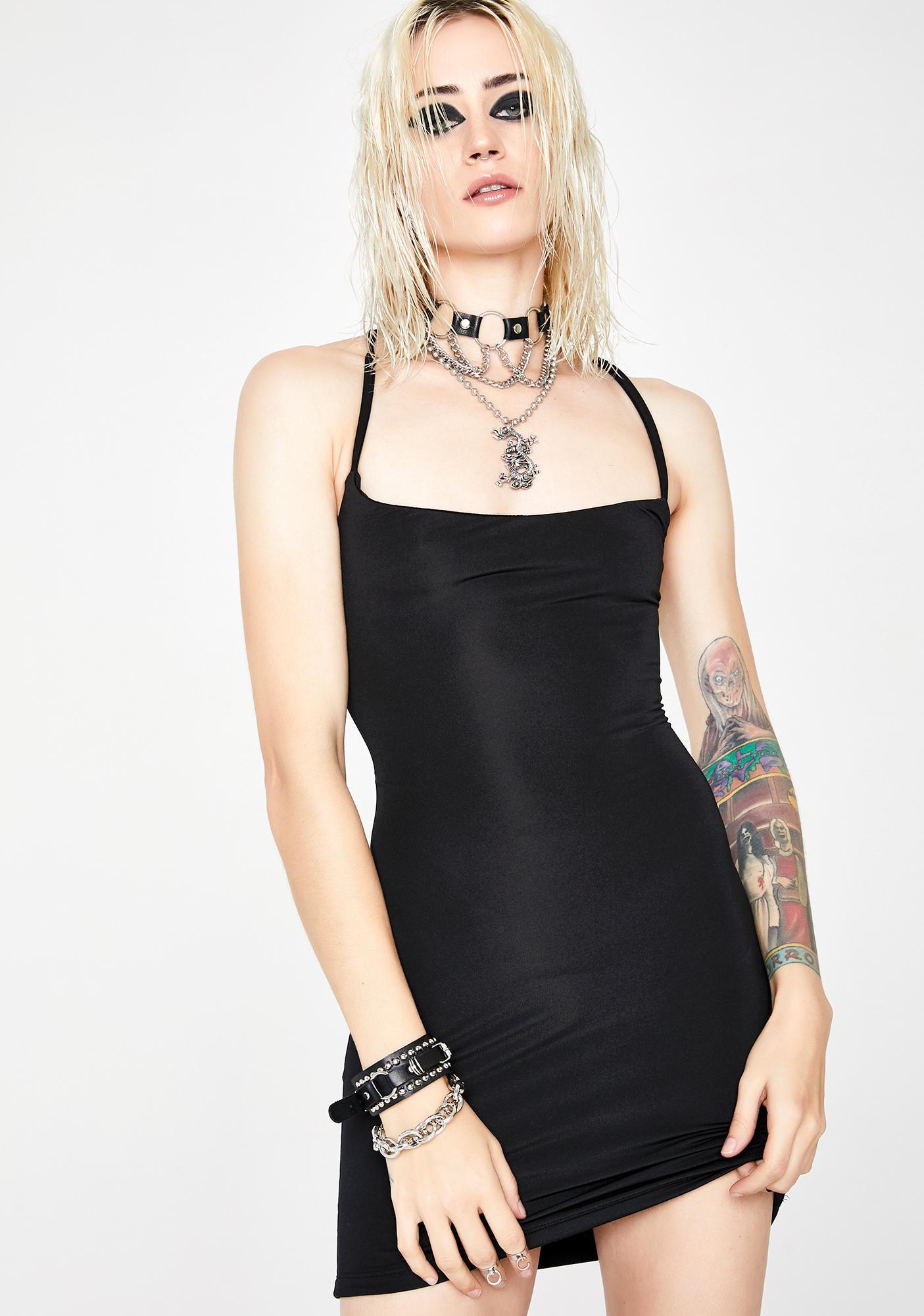 Kiki Riki Rotten Thots Mini Dress