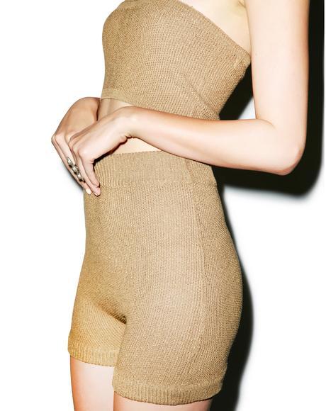 Sheila Knit Shorts