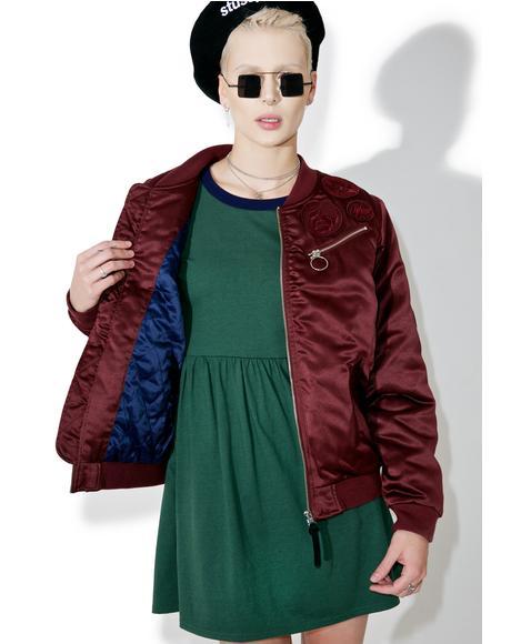 Jodie Bomber Jacket