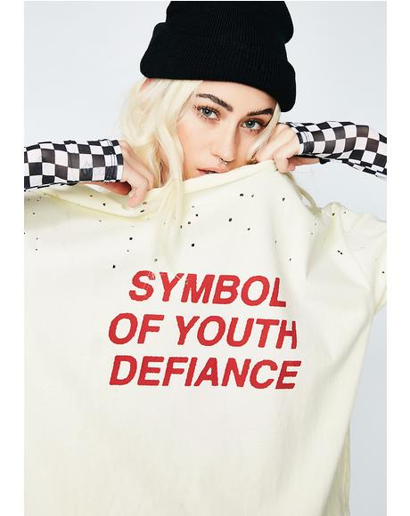 Symbol Of Youth Defiance Tee