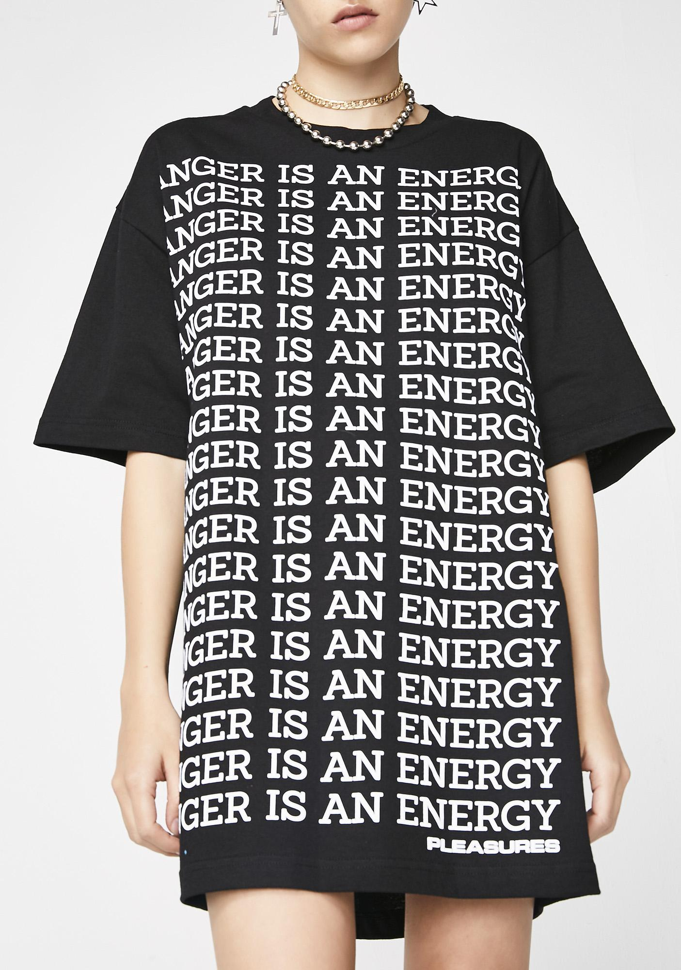 Pleasures Anger T Shirt