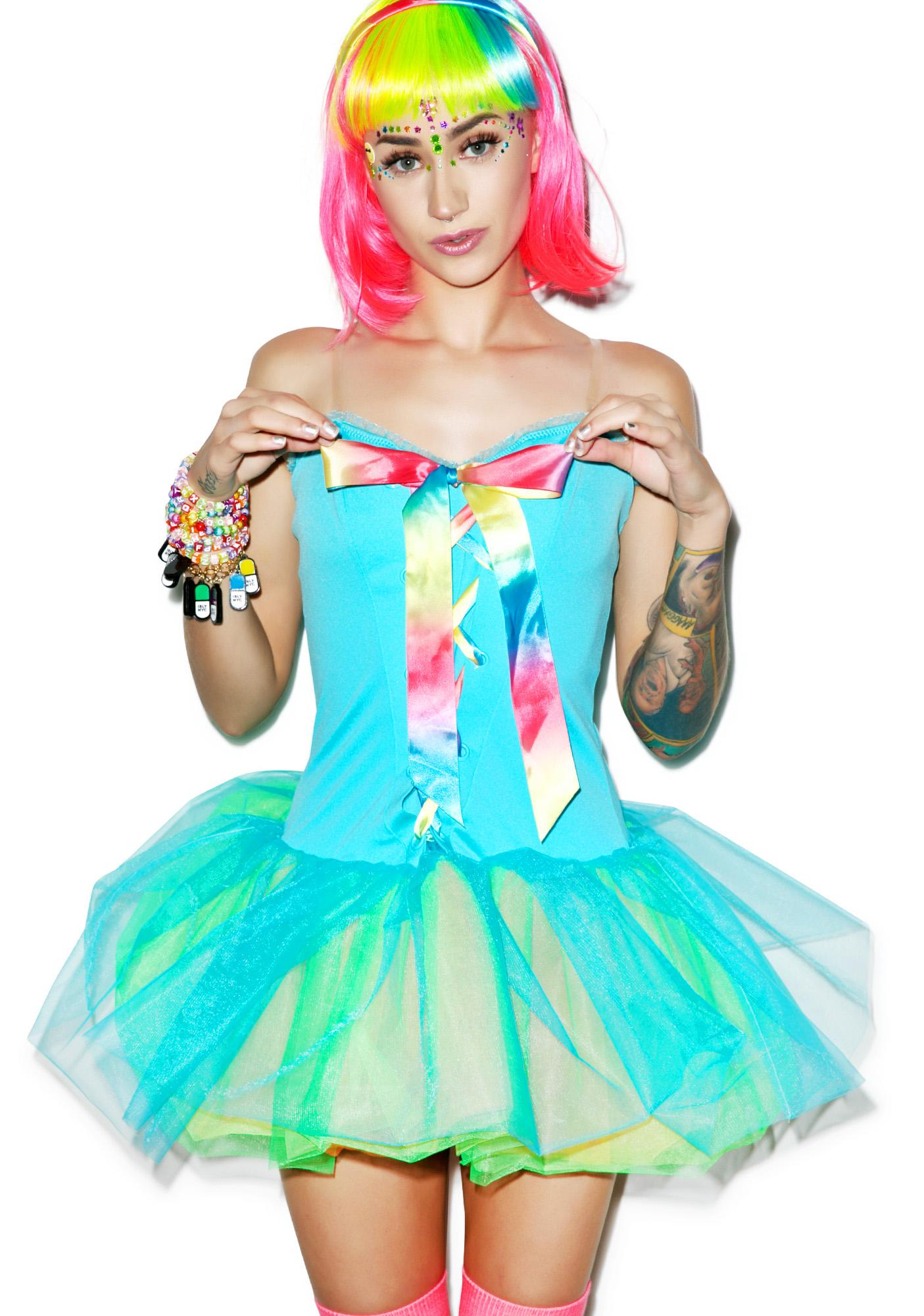 Very Fairy Rainbow Costume Set