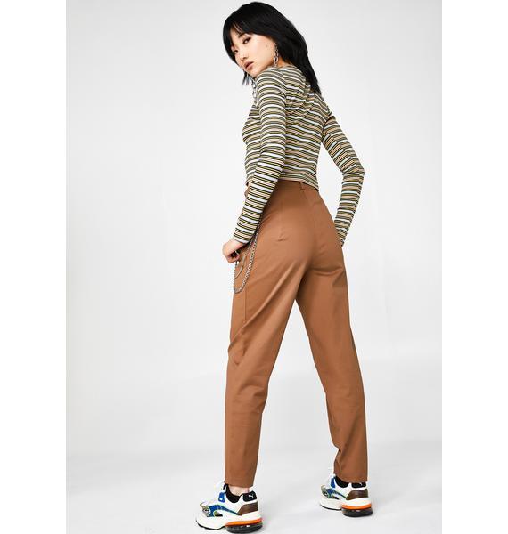 Minga Peg Chain Trousers