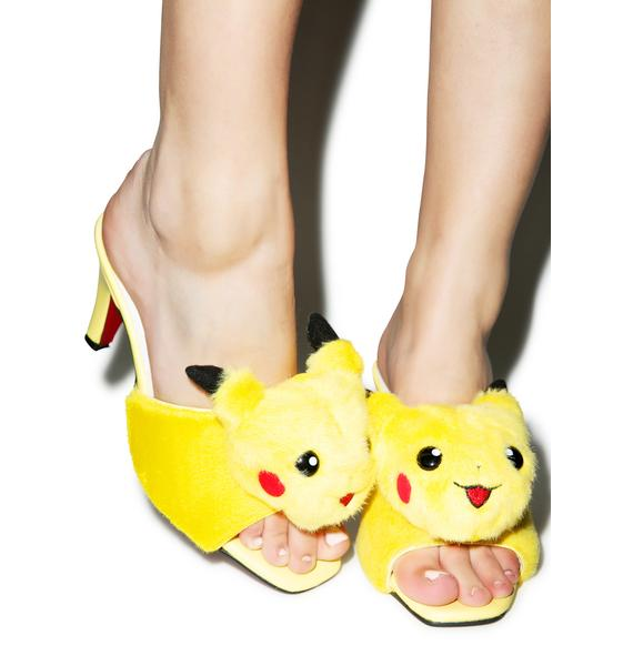 O Mighty Slutty Pika Heels