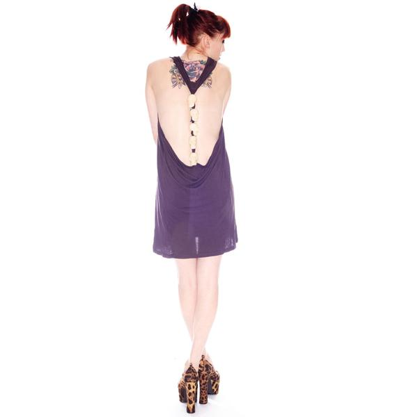 One Teaspoon Totem Skull Dress