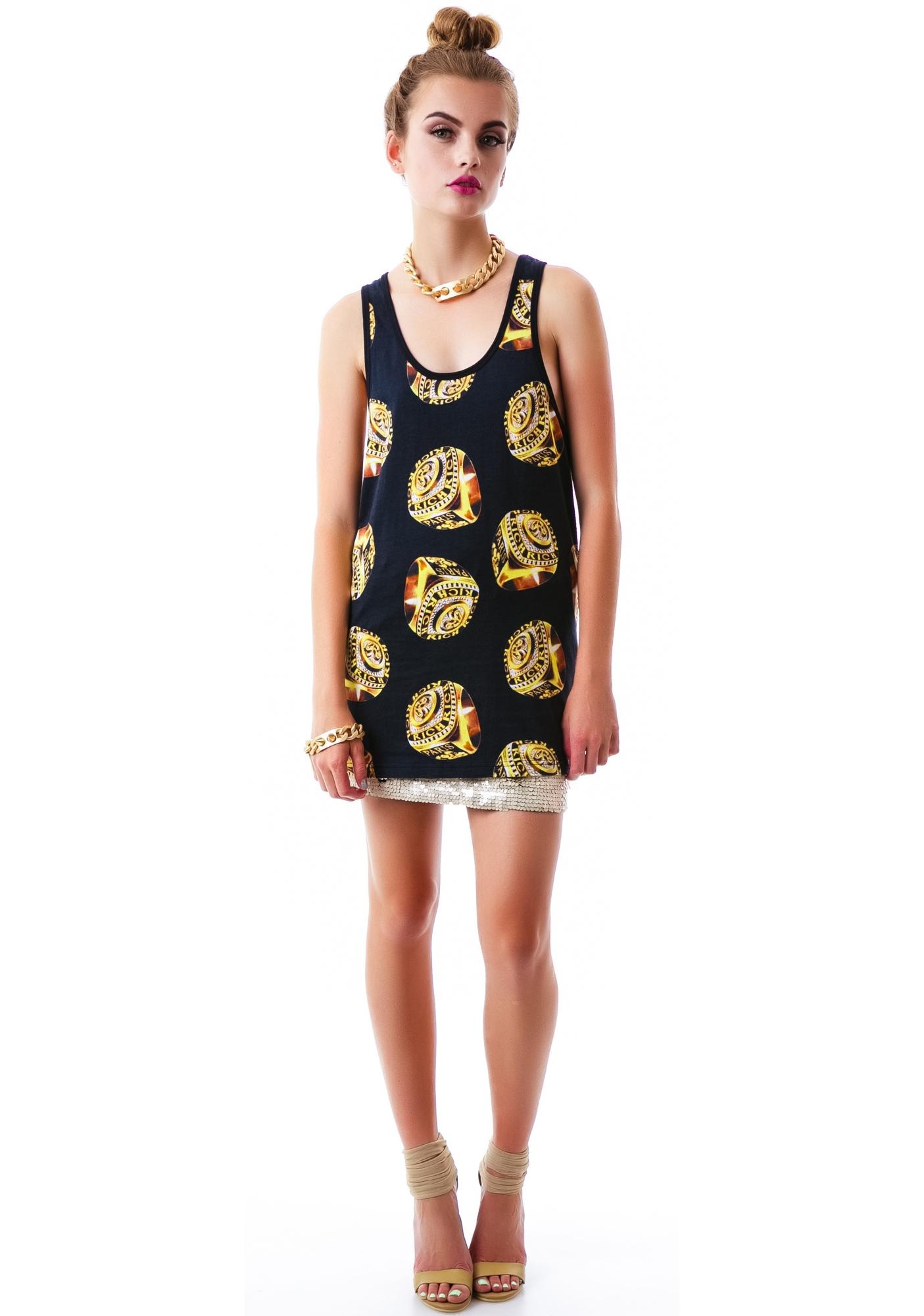 Joyrich Rich Champion Tank